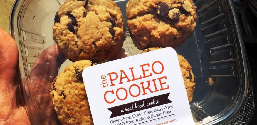 Paleo Cookie Label