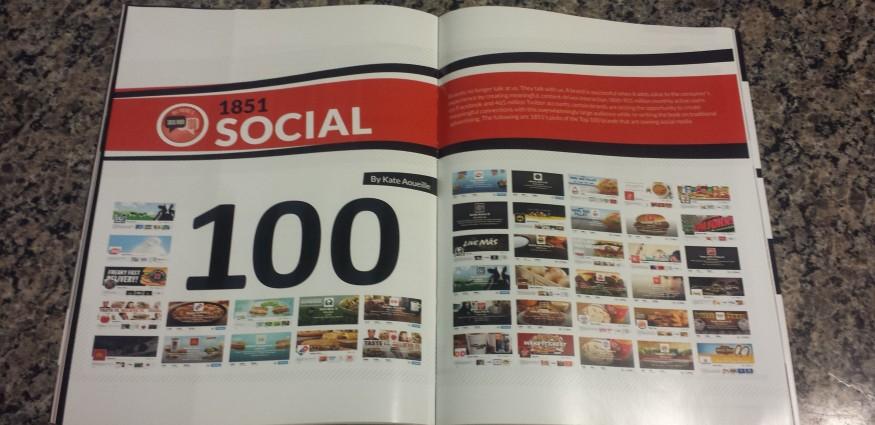 1851 Magazine: Social 100
