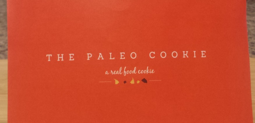 Paleo Cookie Postcard