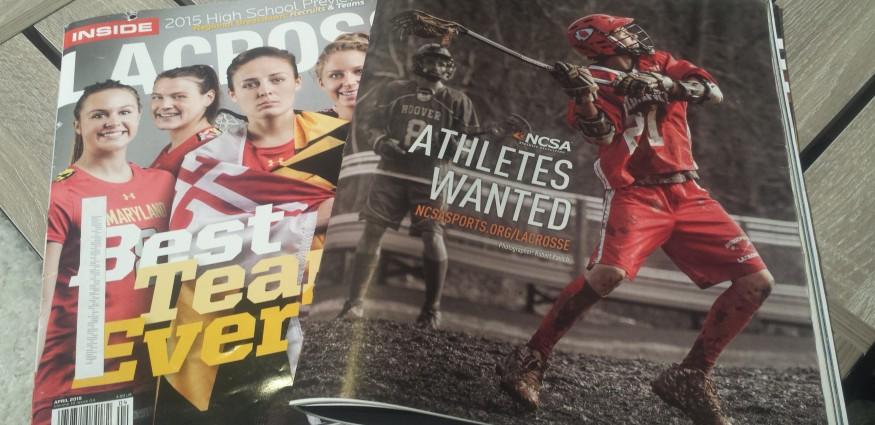 Inside Lacrosse NCSA Ad