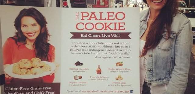 Paleo Cookie Display